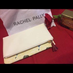 RAchel Pally  reversible Floral clutch 🆕